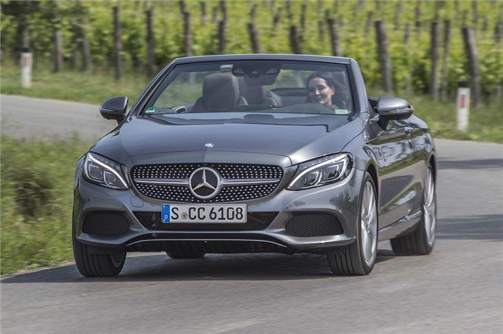 Mercedes benz c 250 d cabriolet 2016 road test road for Mercedes benz 700 series price