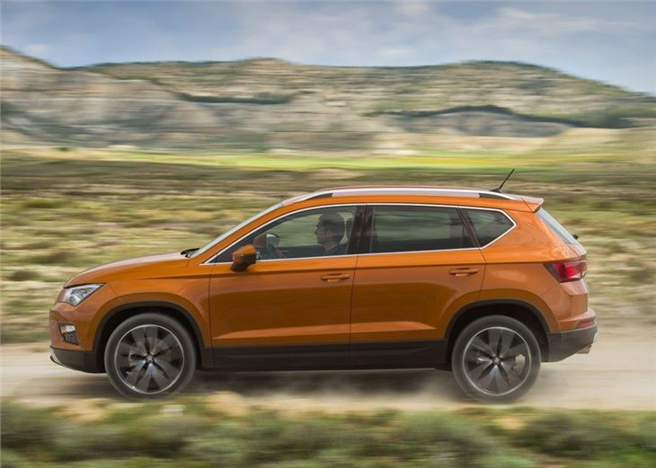 seat ateca 2 0 tdi 4drive 2016 road test road tests honest john. Black Bedroom Furniture Sets. Home Design Ideas