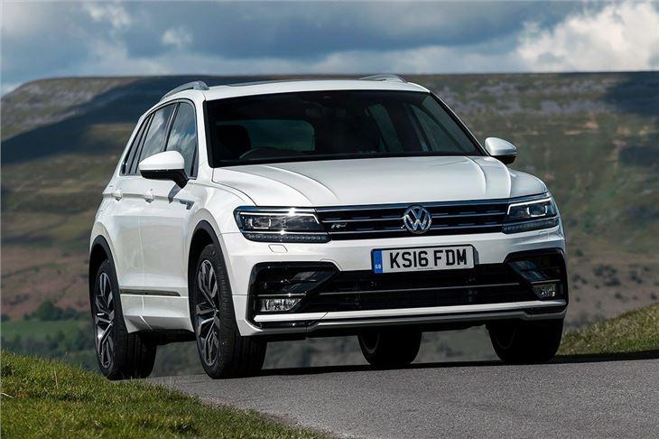 Volkswagen Tiguan 2016 Car Review Honest John