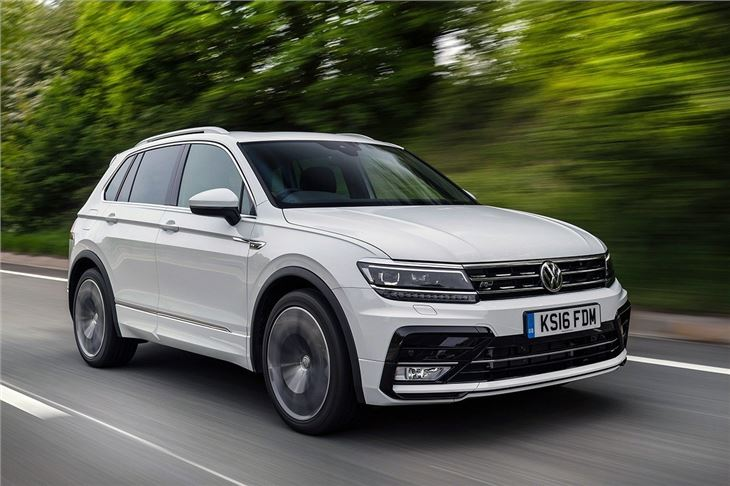 Volkswagen Tiguan 2016 Car Review Honest John