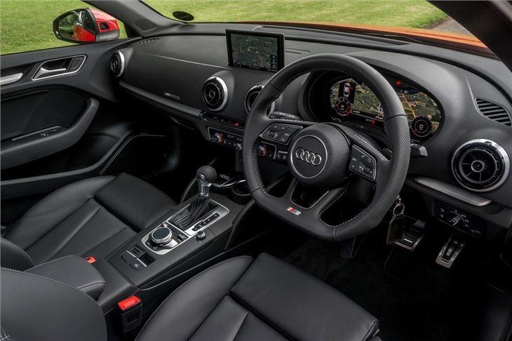 Audi A Saloon