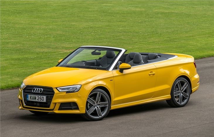 audi a3 cabriolet 2014 car review honest john. Black Bedroom Furniture Sets. Home Design Ideas