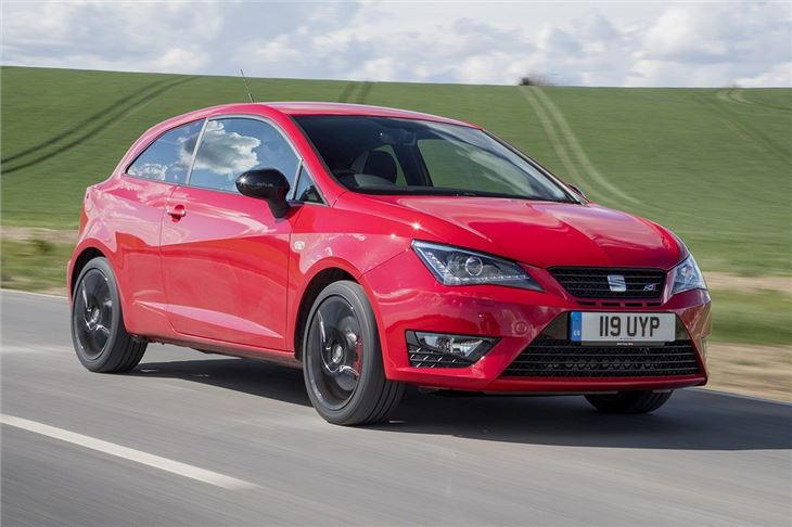 seat ibiza cupra 2016 road test road tests honest john. Black Bedroom Furniture Sets. Home Design Ideas