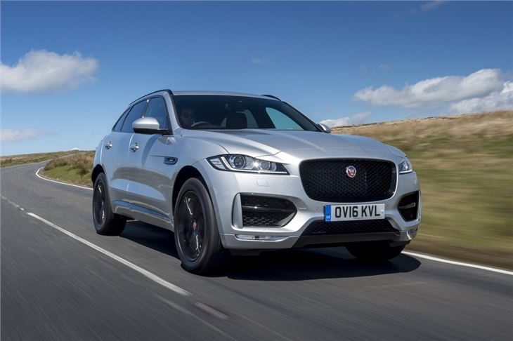 jaguar f pace 2016 car review honest john. Black Bedroom Furniture Sets. Home Design Ideas