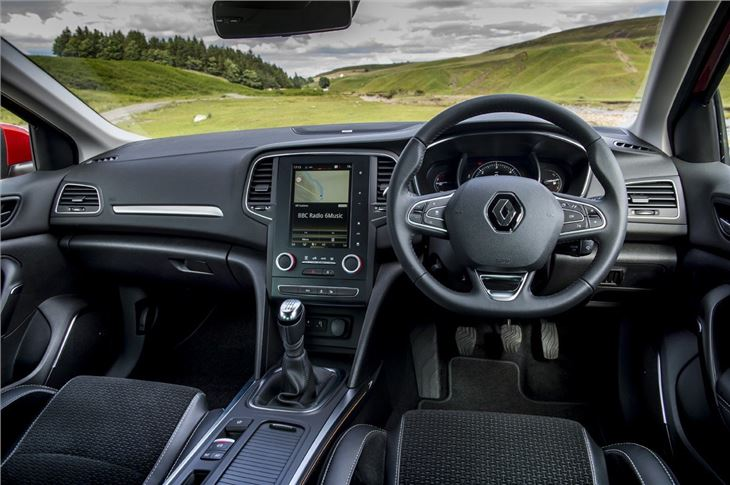 Renault Megane 2016 - Car Review | Honest John