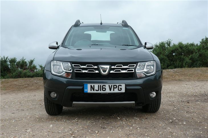 dacia duster laureate tce 125 2016 road test road tests honest john. Black Bedroom Furniture Sets. Home Design Ideas