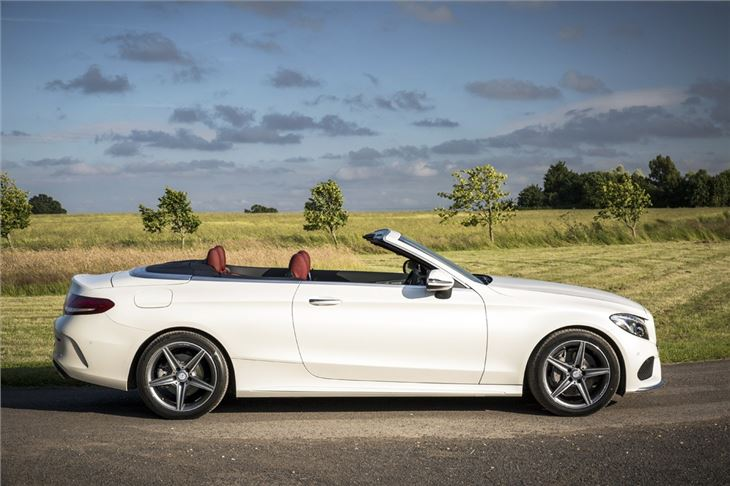 Mercedes-Benz C-Class Cabriolet 2016 - Car Review | Honest ...
