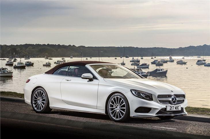 Mercedes benz s class cabriolet 2016 car review honest for Mercedes benz 700 series price