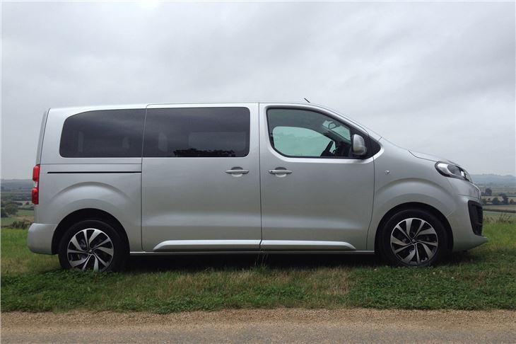 Citroen Space Tourer Business 2016 Road Test Road Tests