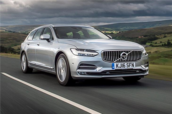 Volvo V90 2016 - Car Review | Honest John