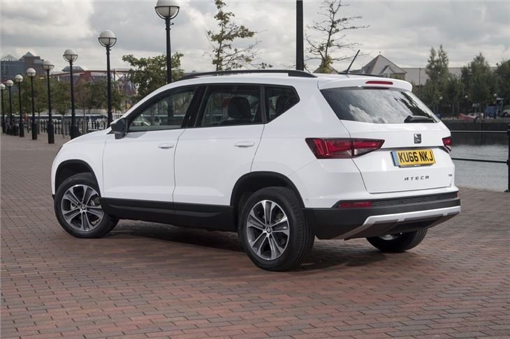Seat Ateca 2016 Car Review Honest John