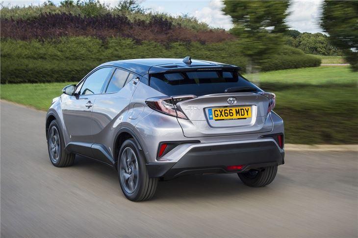 Toyota C Hr 2016 Car Review Honest John