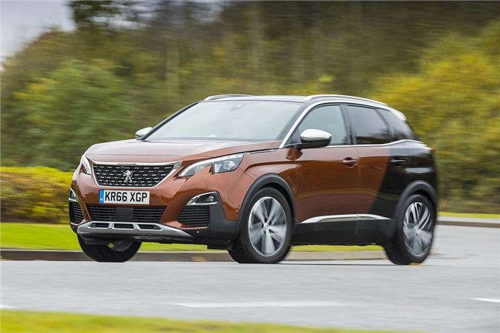 Peugeot 3008 2017 Car Review Honest John