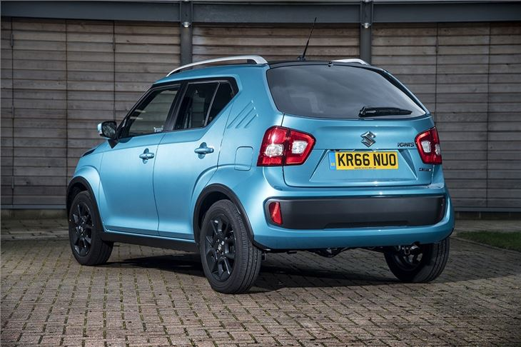 Cheap Cars For Sale >> Suzuki Ignis 2017 - Car Review | Honest John