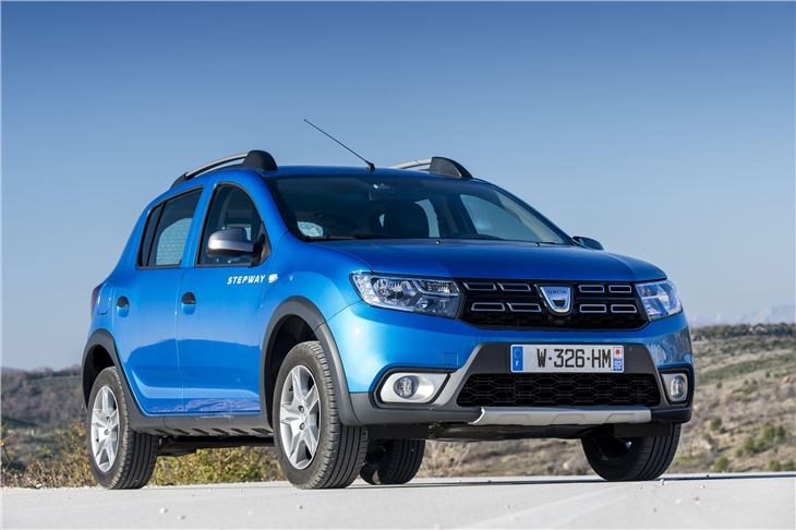 dacia sandero stepway 90tce 2017 road test road tests honest john. Black Bedroom Furniture Sets. Home Design Ideas