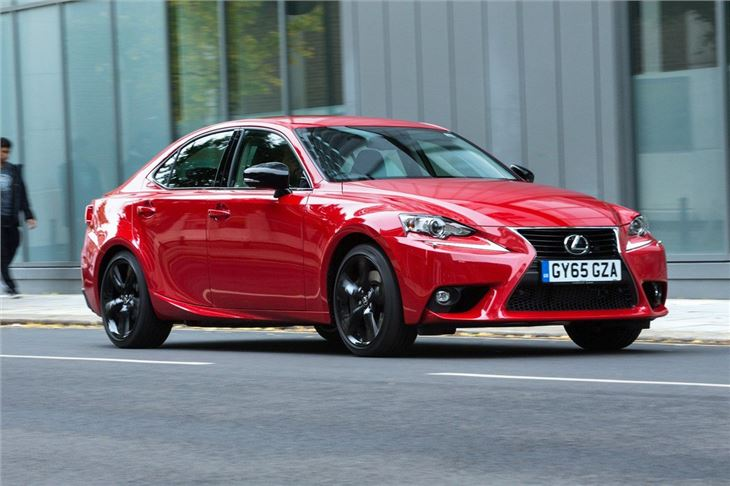 Lexus Is 2013 Car Review Honest John