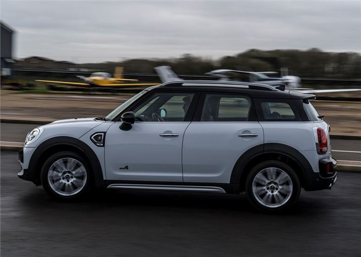 mini cooper s all4 countryman 2017 road test road tests honest john. Black Bedroom Furniture Sets. Home Design Ideas
