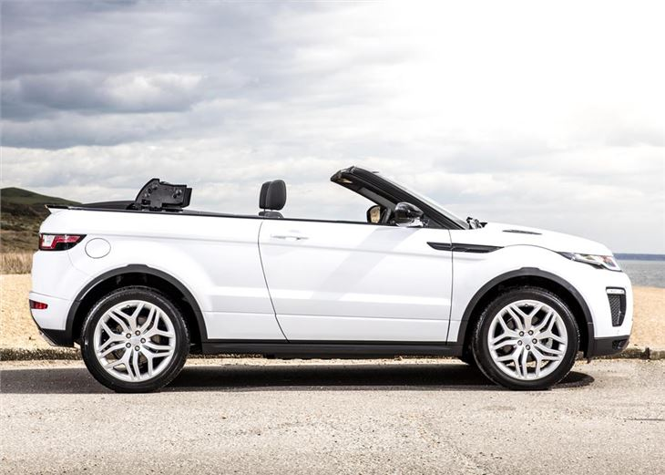 land rover range rover evoque convertible 2016 car. Black Bedroom Furniture Sets. Home Design Ideas