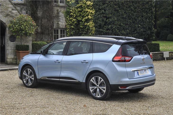 Renault Grand Scenic 2016 Car Review Honest John