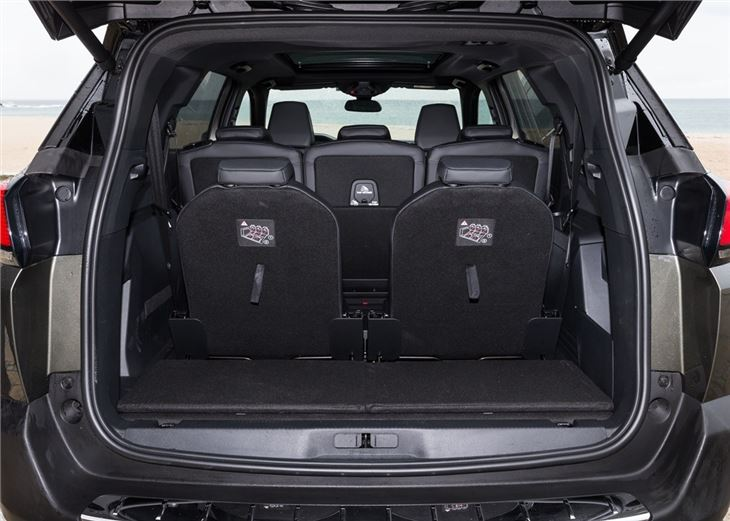 Suv With Third Row >> Peugeot 5008 2.0 BlueHDi 150 2017 Road Test   Road Tests ...