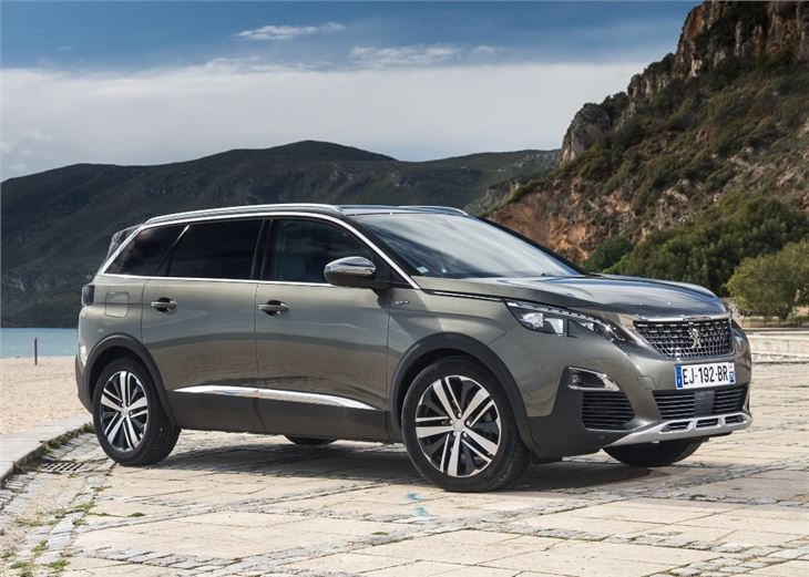Peugeot 5008 2 0 Bluehdi 150 2017 Road Test Road Tests