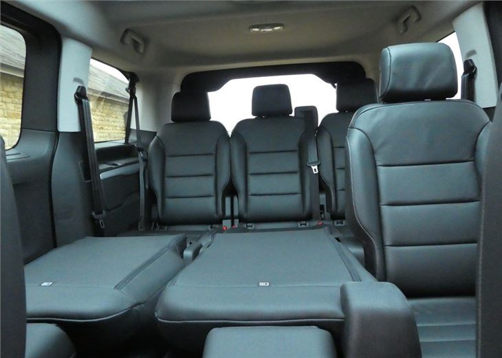 Peugeot Traveller 2016 Van Review Honest John