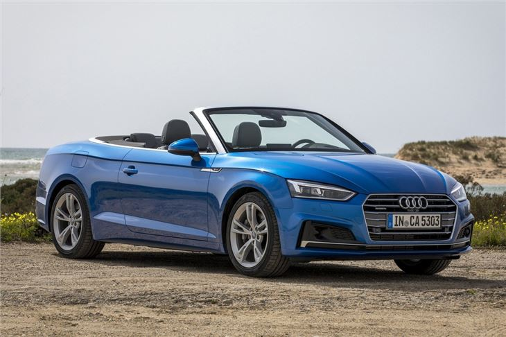 Audi A5 Cabriolet 2 0 Tfsi 2017 Road Test Road Tests