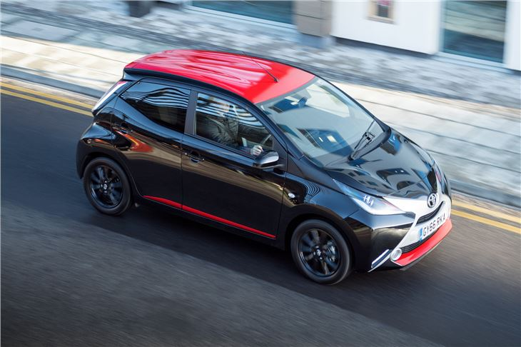 toyota aygo   press  road test road tests honest john