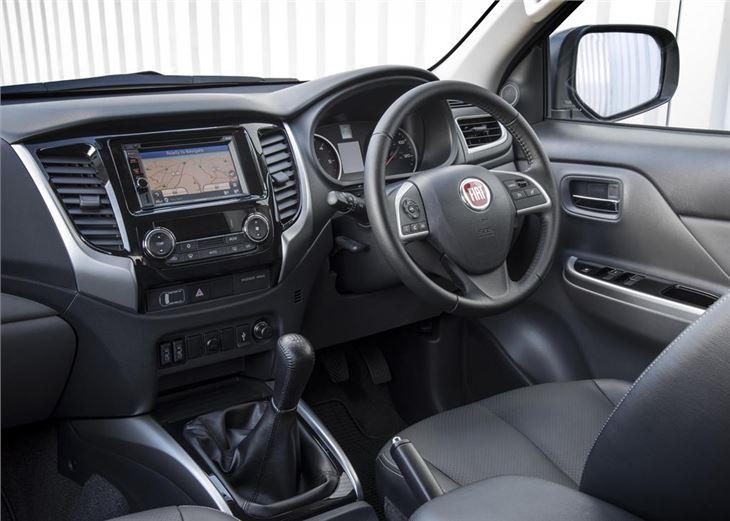 Fiat Fullback 2016 Van Review Honest John