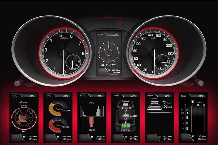 Suzuki Swift 1 0 Boosterjet Automatic 2017 Road Test