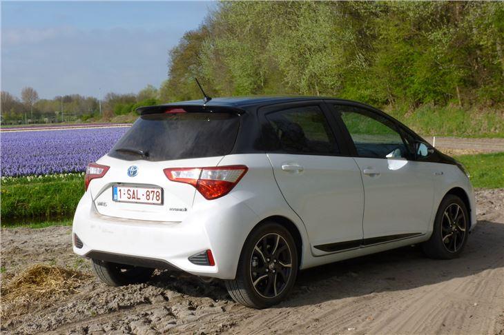 Toyota Yaris 2017 Range Road Test Road Tests Honest John
