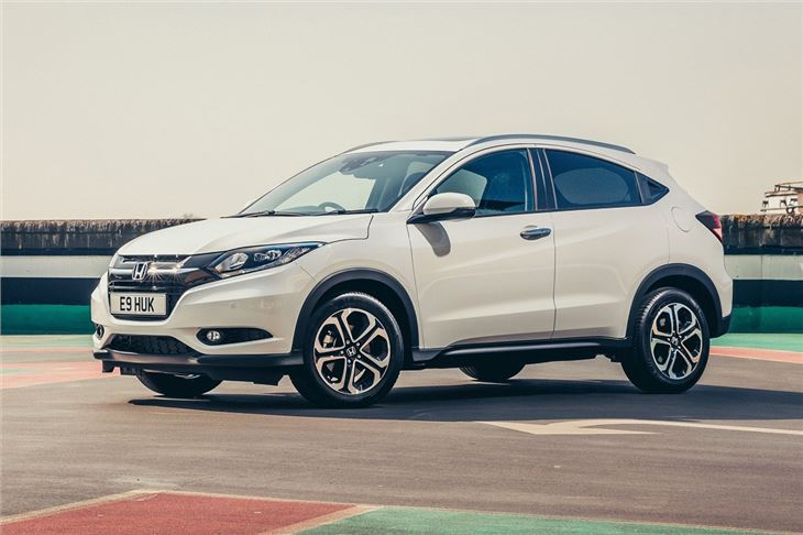 Honda Hr V 2015 Car Review Honest John