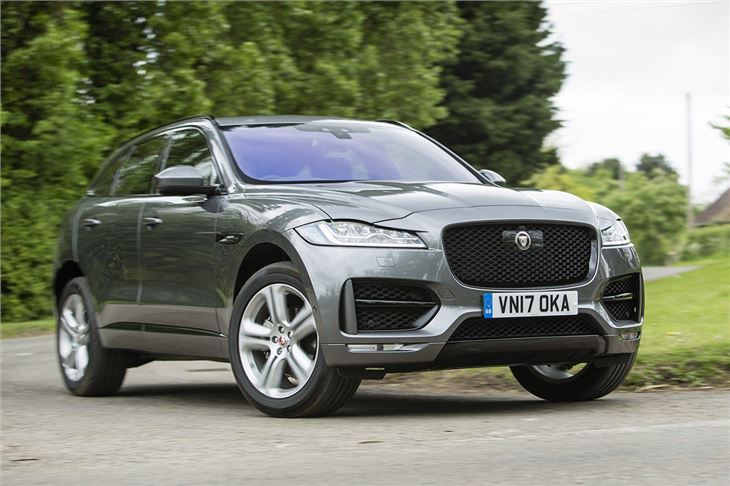 Jaguar F-Pace 25t 2017 Road Test | Road Tests | Honest John