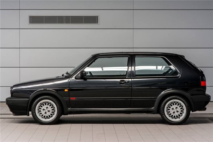 volkswagen golf mk gtigti  classic car review honest john