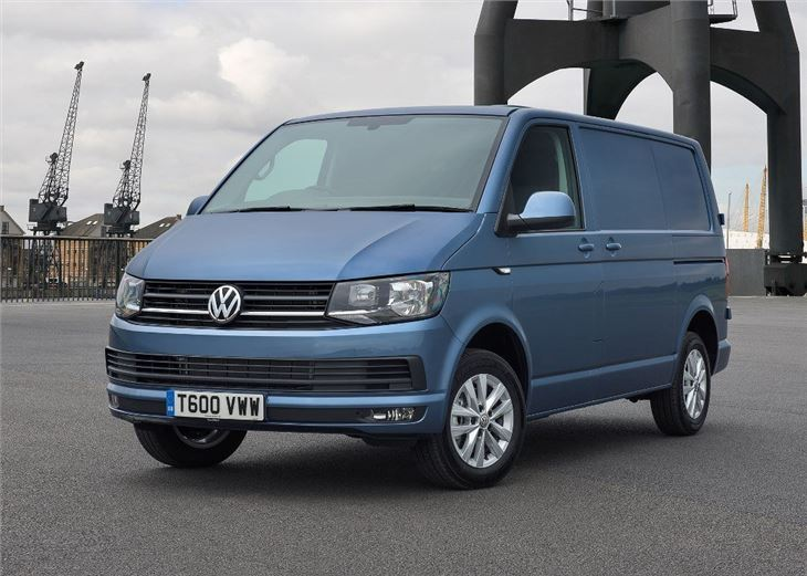 Volkswagen T6 Transporter 2015 - Van Review Honest John