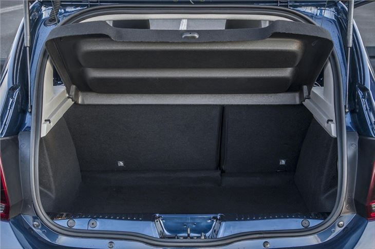 dacia sandero stepway  car review honest john