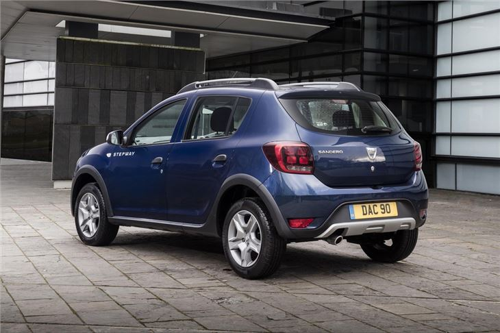 What Is Flex Fuel >> Dacia Sandero Stepway 2013 - Car Review | Honest John