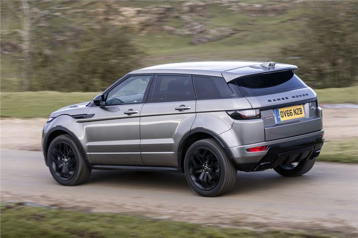 Land Rover Range Rover Evoque 2011 - Car Review | Honest John