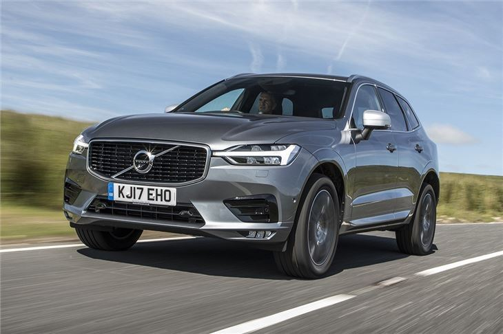 Volvo Xc60 2017 Car Review Honest John