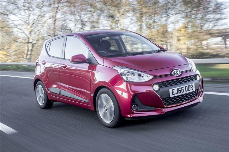 2014 Ford Focus Warranty >> Hyundai i10 2014 - Car Review | Honest John
