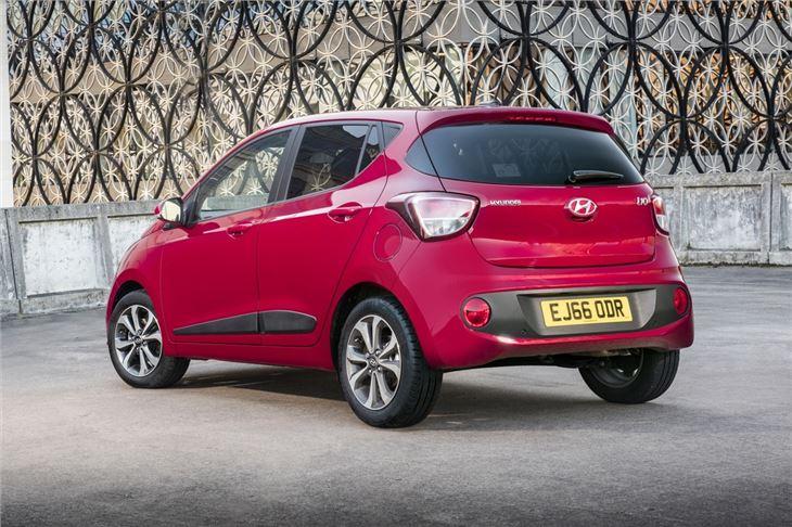 Gas Cost Calculator >> Hyundai i10 2014 - Car Review | Honest John