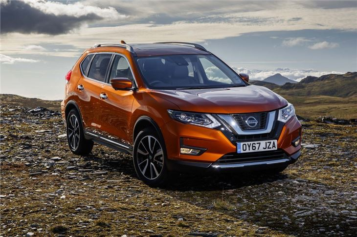 nissan x trail 2014 car review honest john. Black Bedroom Furniture Sets. Home Design Ideas