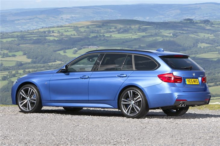 Bmw 3 Series Touring 2012 Car Review Honest John