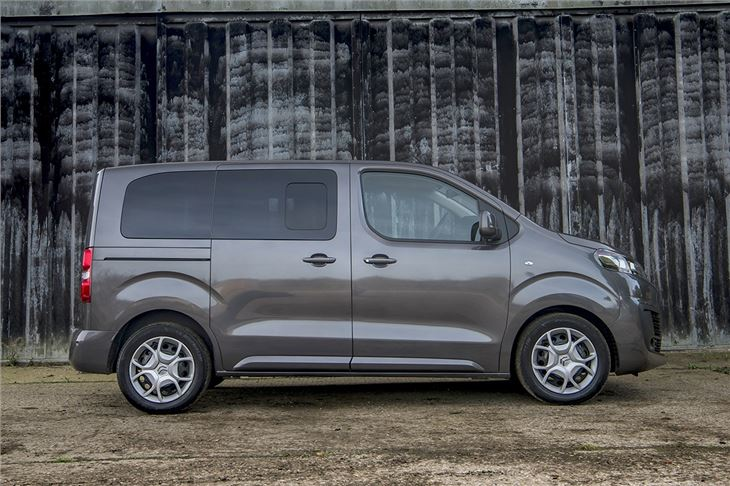 Citroen Space Tourer 2016 Van Review Honest John
