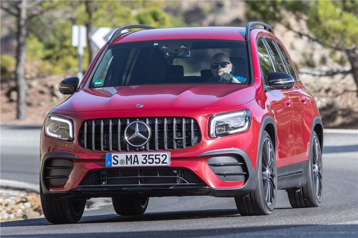 Take A First Look Inside The New Mercedes GLA
