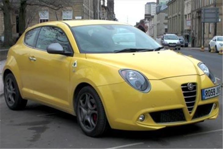 alfa romeo mito multiair 2010 road test road tests honest john. Black Bedroom Furniture Sets. Home Design Ideas