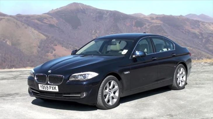bmw 5 series f10 2010 road test road tests honest john. Black Bedroom Furniture Sets. Home Design Ideas