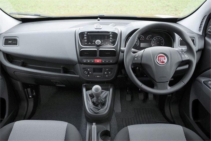 Fiat Doblo 2010 Car Review Honest John