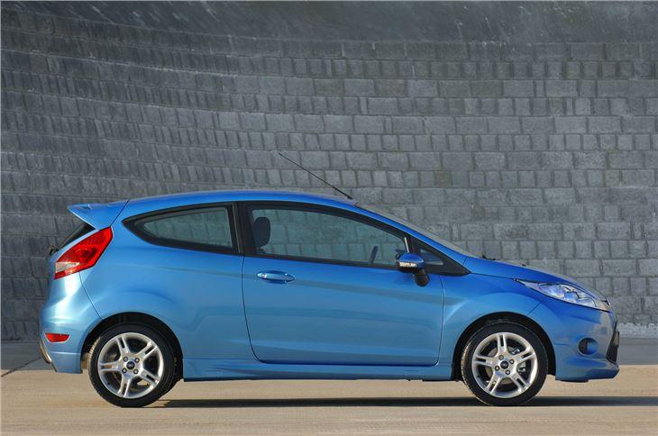 Ford Fiesta 2008 Car Review Honest John