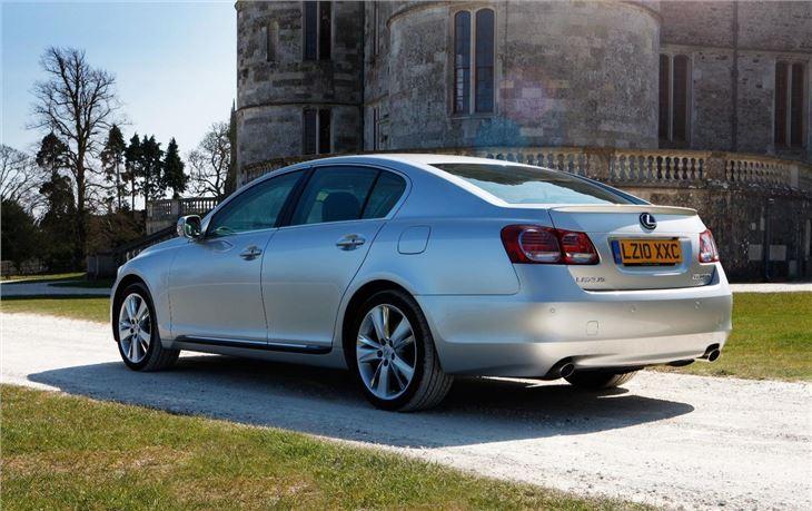 Lexus Improves Gs450h Hybrid For 2010 Motoring News
